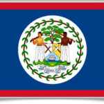 belize-framed-flag
