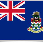 cayman-islands-framed-flag