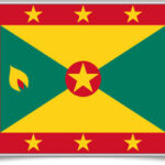 grenada-framed-flag