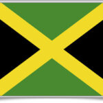 jamaica-framed-flag